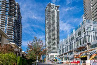 "Photo 1: 2706 2008 ROSSER Avenue in Burnaby: Brentwood Park Condo for sale in ""SOLO"" (Burnaby North)  : MLS®# R2510358"