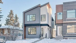 Main Photo: 1642 & 1642 B 42 Street SW in Calgary: Rosscarrock Detached for sale : MLS®# A1056219