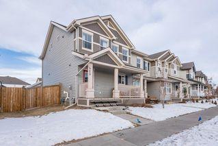 Photo 2: 420 Watt Boulevard in Edmonton: Zone 53 House Half Duplex for sale : MLS®# E4224836