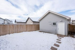 Photo 42: 420 Watt Boulevard in Edmonton: Zone 53 House Half Duplex for sale : MLS®# E4224836