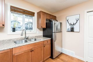 Photo 17: 420 Watt Boulevard in Edmonton: Zone 53 House Half Duplex for sale : MLS®# E4224836