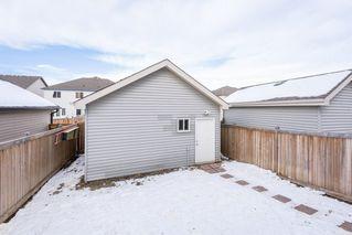 Photo 39: 420 Watt Boulevard in Edmonton: Zone 53 House Half Duplex for sale : MLS®# E4224836