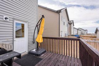 Photo 40: 420 Watt Boulevard in Edmonton: Zone 53 House Half Duplex for sale : MLS®# E4224836