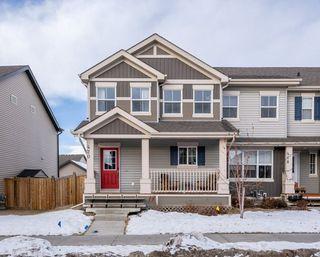 Photo 1: 420 Watt Boulevard in Edmonton: Zone 53 House Half Duplex for sale : MLS®# E4224836