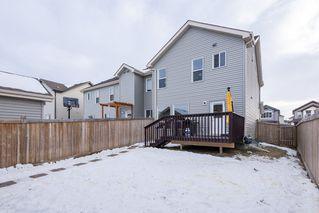 Photo 41: 420 Watt Boulevard in Edmonton: Zone 53 House Half Duplex for sale : MLS®# E4224836
