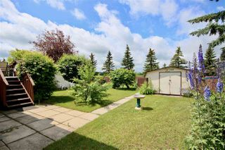 Photo 28: 154 Willow Drive: Wetaskiwin House for sale : MLS®# E4165500