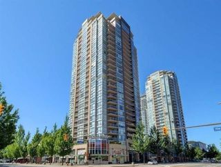 "Photo 1: 1205 2978 GLEN Drive in Coquitlam: North Coquitlam Condo for sale in ""GRAND CENTRAL ONE"" : MLS®# R2443658"