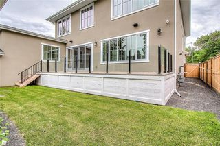 Photo 43: 2420 CARLETON Street SW in Calgary: Upper Mount Royal Detached for sale : MLS®# C4303455