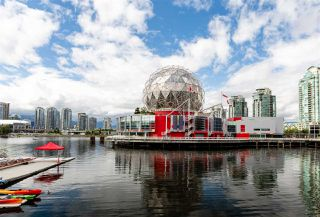 """Photo 27: 408 1633 ONTARIO Street in Vancouver: False Creek Condo for sale in """"KAYAK-Village on The Creek"""" (Vancouver West)  : MLS®# R2471926"""