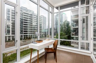 """Photo 11: 408 1633 ONTARIO Street in Vancouver: False Creek Condo for sale in """"KAYAK-Village on The Creek"""" (Vancouver West)  : MLS®# R2471926"""