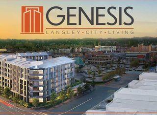 "Photo 1: 321 20360 LOGAN Avenue in Langley: Langley City Condo for sale in ""Genesis"" : MLS®# R2527084"