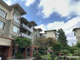 "Photo 1: 318 33539 HOLLAND Avenue in Abbotsford: Central Abbotsford Condo for sale in ""THE CROSSING"" : MLS®# R2405813"
