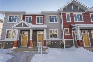 Photo 1: 161 2905 141 Street in Edmonton: Zone 55 Townhouse for sale : MLS®# E4185773