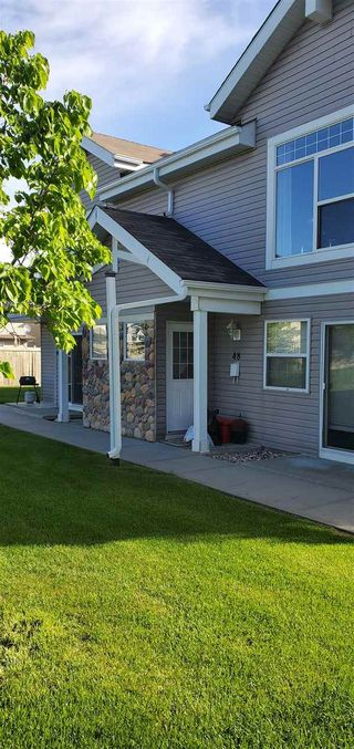Photo 1: 48 150 EDWARDS Drive in Edmonton: Zone 53 Carriage for sale : MLS®# E4200253