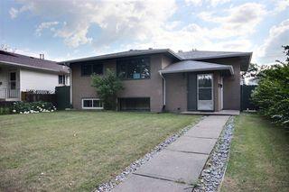 Photo 1: 12807/12809 124 Street in Edmonton: Zone 01 House Duplex for sale : MLS®# E4209586