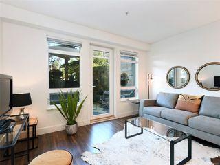 Photo 1: 107 935 Cloverdale Ave in : SE Quadra Condo for sale (Saanich East)  : MLS®# 853912