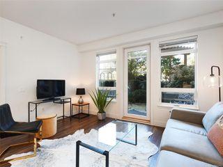 Photo 2: 107 935 Cloverdale Ave in : SE Quadra Condo for sale (Saanich East)  : MLS®# 853912