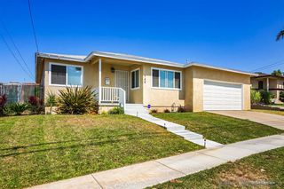 Photo 2: ENCANTO House for sale : 3 bedrooms : 748 Peggy in San Diego