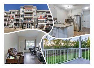 Photo 1: 106 1820 RUTHERFORD Road in Edmonton: Zone 55 Condo for sale : MLS®# E4216080