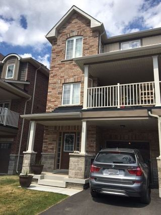 Photo 1: 80 Hugill Way in Hamilton: Waterdown House (3-Storey) for lease : MLS®# X4940421