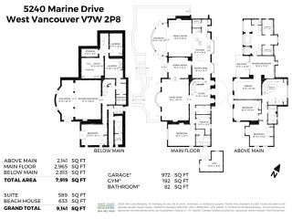 Photo 31: 5240 MARINE Drive in West Vancouver: Caulfeild House for sale : MLS®# R2514685