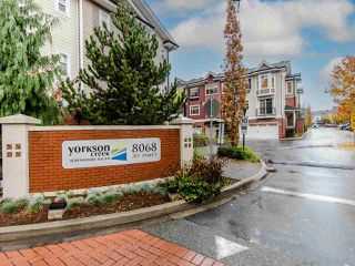"""Photo 1: 76 8068 207 Street in Langley: Willoughby Heights Townhouse for sale in """"YORKSON CREEK SOUTH"""" : MLS®# R2517113"""