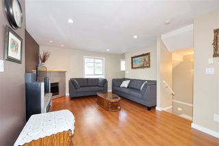 "Photo 1: 6 9060 GENERAL CURRIE Road in Richmond: McLennan North Townhouse for sale in ""Jimmy's Garden"" : MLS®# R2399875"