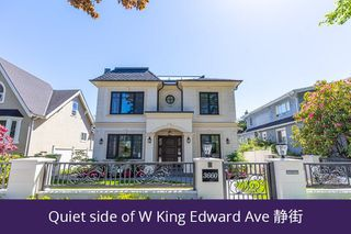 Main Photo: 3660 W KING EDWARD Avenue in Vancouver: Dunbar House for sale (Vancouver West)  : MLS®# R2409502