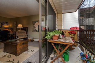 """Photo 12: 128 1909 SALTON Road in Abbotsford: Central Abbotsford Condo for sale in """"Forest Village"""" : MLS®# R2410831"""