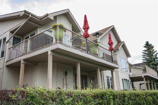 Photo 38: 17 925 Picard Drive in Edmonton: Zone 58 House Half Duplex for sale : MLS®# E4186523