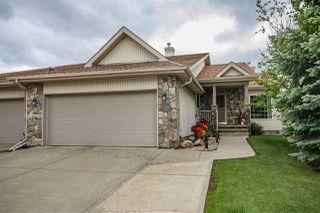 Photo 1: 17 925 Picard Drive in Edmonton: Zone 58 House Half Duplex for sale : MLS®# E4186523