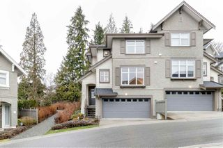 """Photo 2: 81 1430 DAYTON Street in Coquitlam: Burke Mountain Townhouse for sale in """"COLBORNE LANE"""" : MLS®# R2445666"""