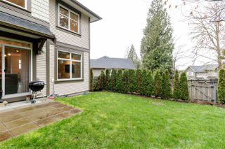 """Photo 20: 81 1430 DAYTON Street in Coquitlam: Burke Mountain Townhouse for sale in """"COLBORNE LANE"""" : MLS®# R2445666"""