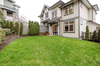 """Photo 19: 81 1430 DAYTON Street in Coquitlam: Burke Mountain Townhouse for sale in """"COLBORNE LANE"""" : MLS®# R2445666"""