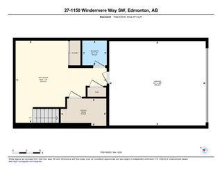 Photo 35: 27 1150 Windemere Way in Edmonton: Zone 56 Townhouse for sale : MLS®# E4191738