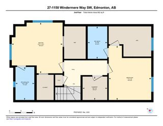 Photo 34: 27 1150 Windemere Way in Edmonton: Zone 56 Townhouse for sale : MLS®# E4191738