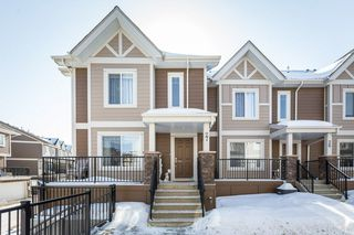 Photo 1: 27 1150 Windemere Way in Edmonton: Zone 56 Townhouse for sale : MLS®# E4191738
