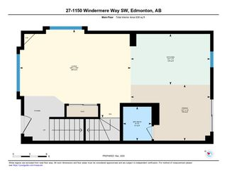 Photo 33: 27 1150 Windemere Way in Edmonton: Zone 56 Townhouse for sale : MLS®# E4191738