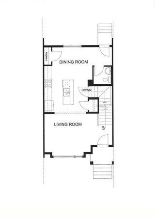 Photo 2: 1035 Lanark Boulevard SE: Airdrie Row/Townhouse for sale : MLS®# C4305209