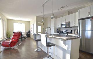 Photo 3: 217 503 ALBANY Way in Edmonton: Zone 27 Condo for sale : MLS®# E4218178