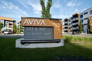Photo 39: 217 503 ALBANY Way in Edmonton: Zone 27 Condo for sale : MLS®# E4218178