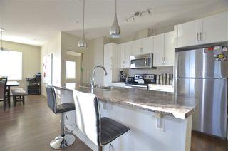 Photo 2: 217 503 ALBANY Way in Edmonton: Zone 27 Condo for sale : MLS®# E4218178