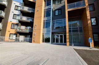 Photo 38: 217 503 ALBANY Way in Edmonton: Zone 27 Condo for sale : MLS®# E4218178