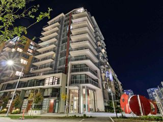 Photo 1: 1107 8628 HAZELBRIDGE Way in Richmond: West Cambie Condo for sale : MLS®# R2516316