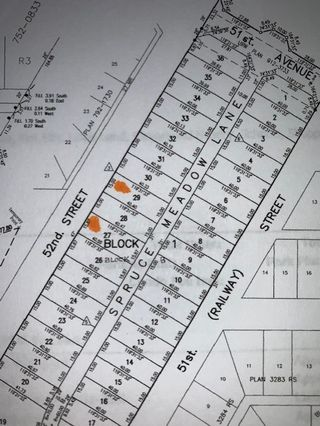 Photo 3: 27 Spruce Meadow Lane: Bon Accord Vacant Lot for sale : MLS®# E4220699
