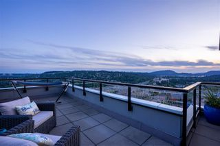 """Photo 22: 4202 3080 LINCOLN Avenue in Coquitlam: North Coquitlam Condo for sale in """"1123 WESTWOOD"""" : MLS®# R2456855"""
