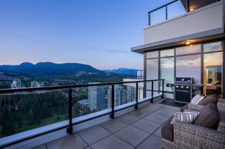 "Photo 18: 4202 3080 LINCOLN Avenue in Coquitlam: North Coquitlam Condo for sale in ""1123 WESTWOOD"" : MLS®# R2456855"