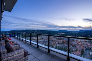 "Photo 19: 4202 3080 LINCOLN Avenue in Coquitlam: North Coquitlam Condo for sale in ""1123 WESTWOOD"" : MLS®# R2456855"