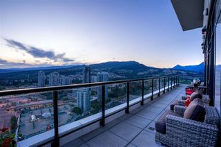 "Photo 17: 4202 3080 LINCOLN Avenue in Coquitlam: North Coquitlam Condo for sale in ""1123 WESTWOOD"" : MLS®# R2456855"