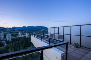 "Photo 21: 4202 3080 LINCOLN Avenue in Coquitlam: North Coquitlam Condo for sale in ""1123 WESTWOOD"" : MLS®# R2456855"